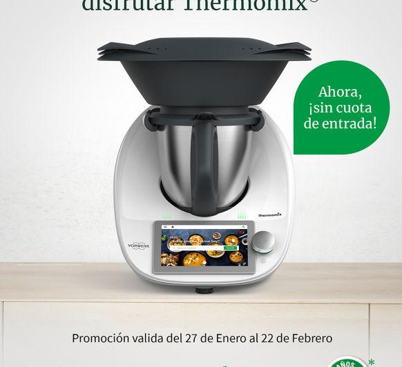 UNA NUEVA OPCION DE DISFRUTAR DE Thermomix®