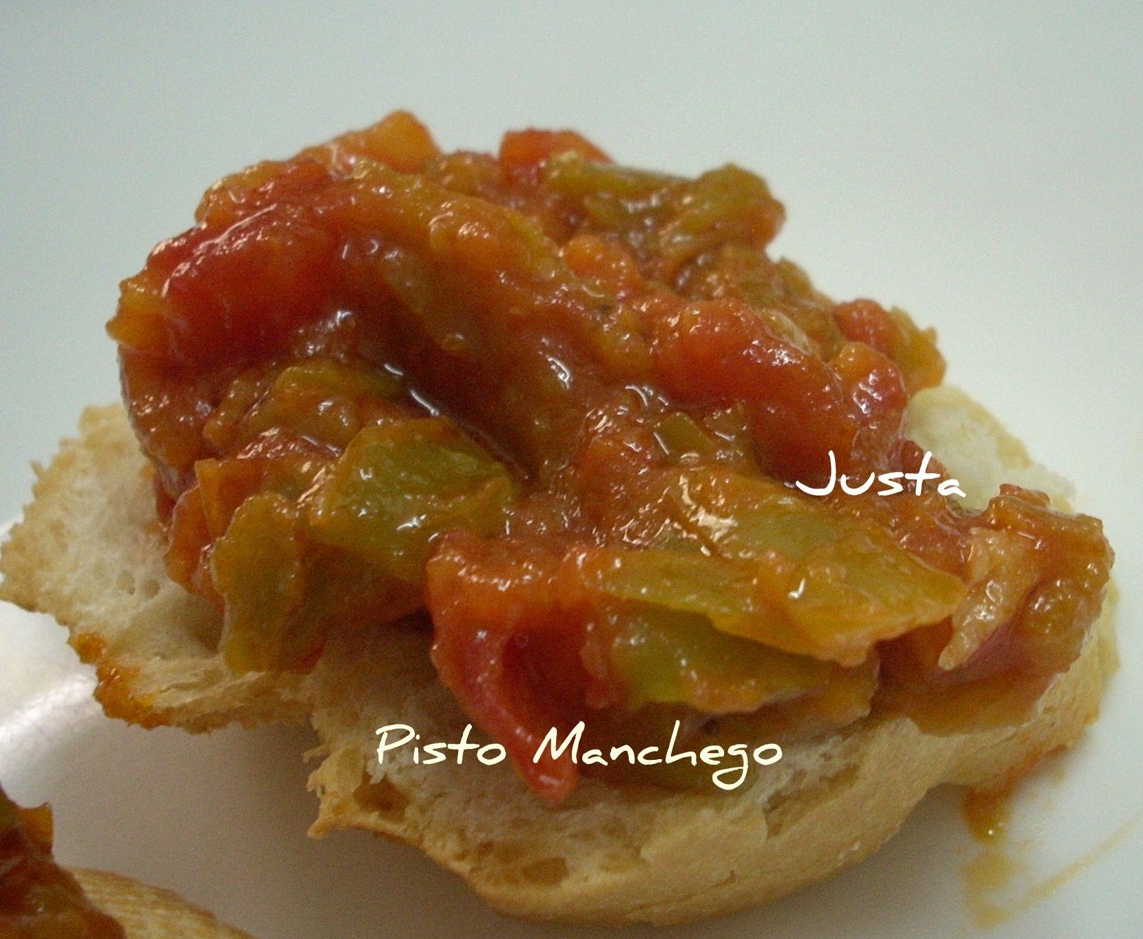 PISTO MANCHEGO (receta de Justa)