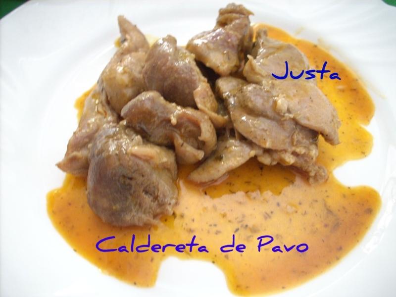 CALDERETA DE PAVO