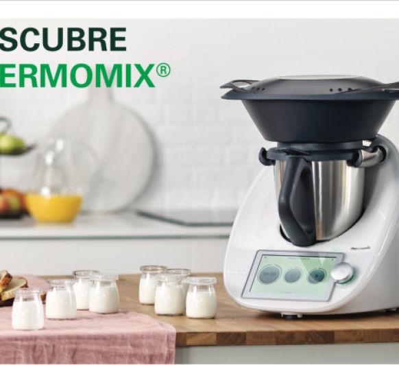 NUEVO Thermomix® TM6 lo quieres conocer?