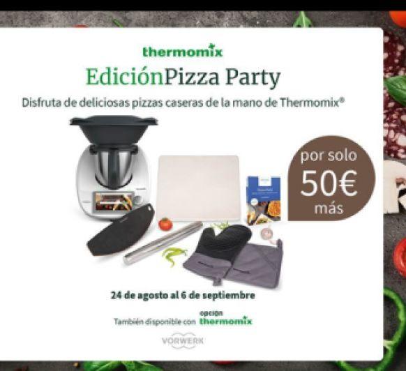 PROMOCIÓN EDICIÓN PIZZA PARTY
