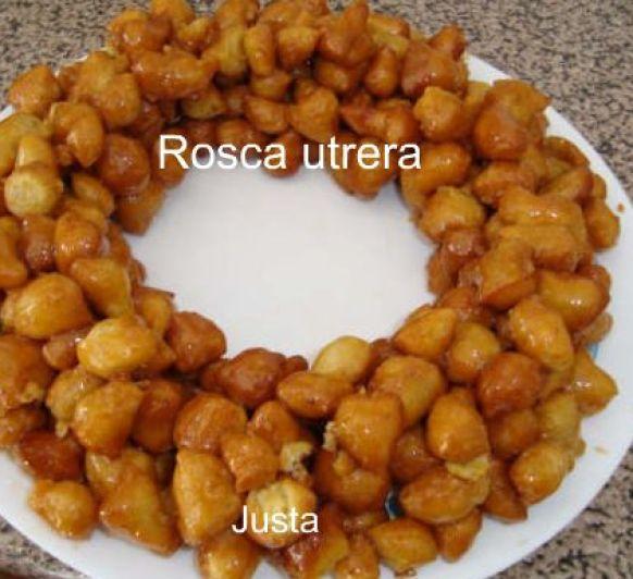 ROSCA UTRERA (receta de carnaval de todas las abuelas)