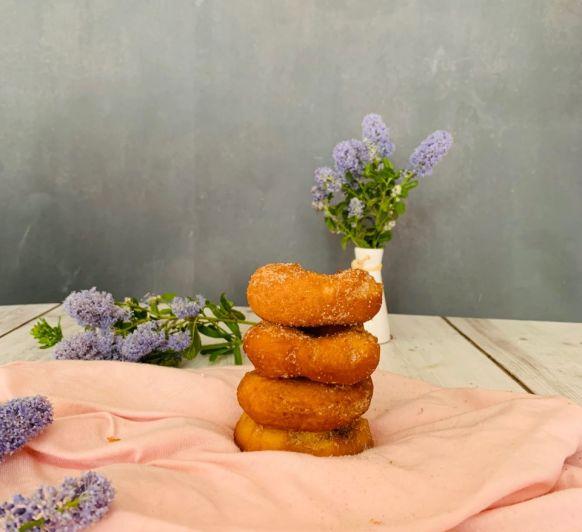 Rosquillos fritos al estilo de mi madre. Rosa Fernandez Garcia Desde Ciudad Real
