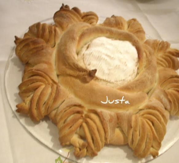 Pan con queso Camenbert Thermomix® Ciudad Real Justa Molina