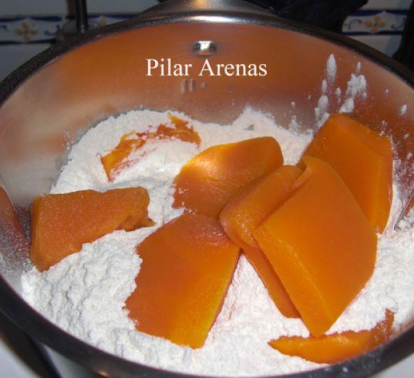 Pan de calabaza con Thermomix® : Pilar Arenas, Ciudad Real